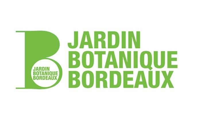 bannière verte jardin botanique de bordeaux