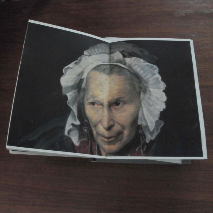 édition corpus de références-La monomane de l'envie de Théodore Géricault